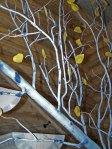 Steel Aspen Tree